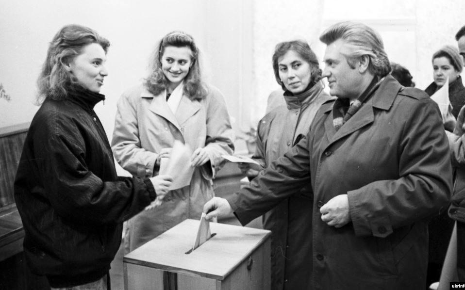 29 років тому українці обрали незалежність