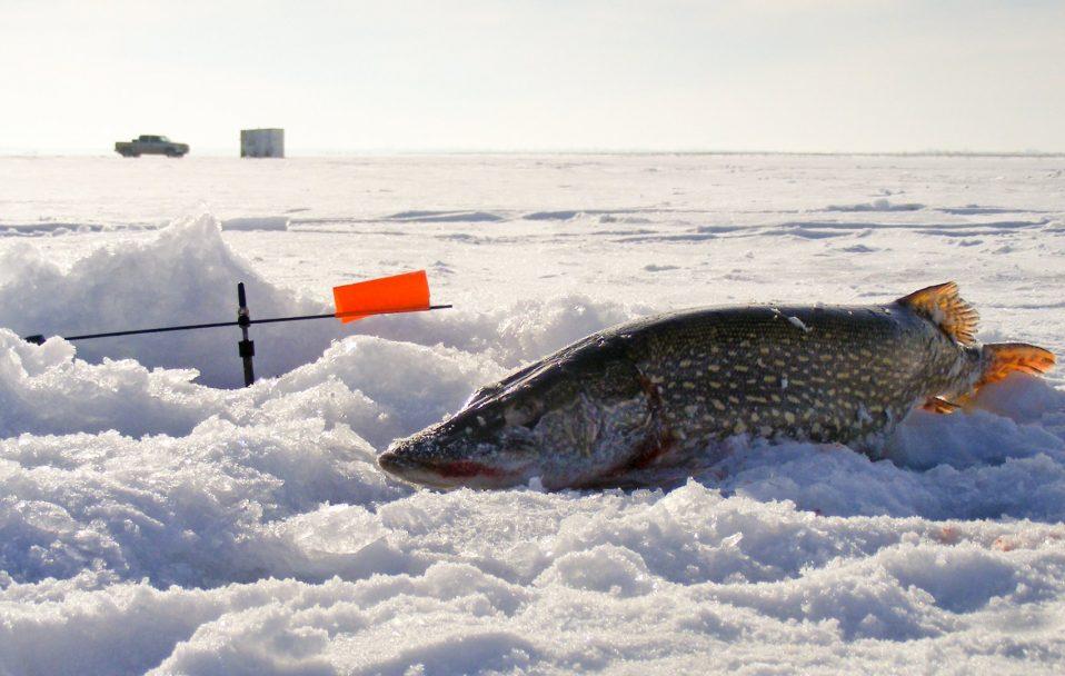 Провалився під лід: на Волині загинув рибалка