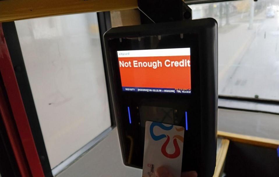 У Ковелі хочуть ввести електронний квиток у громадському транспорті