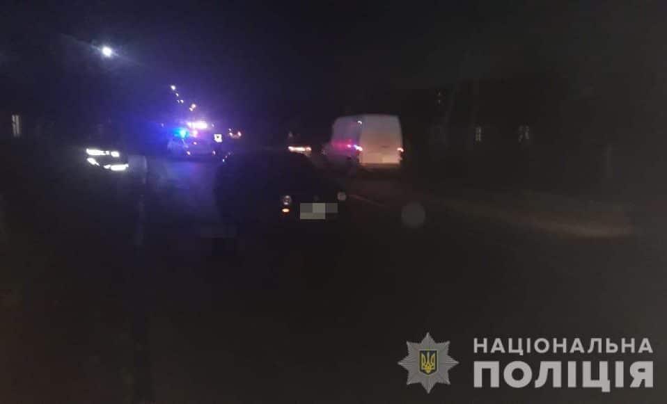 Трагічна ДТП на Горохівщині: 19-річний водій на смерть збив жінку. ФОТО