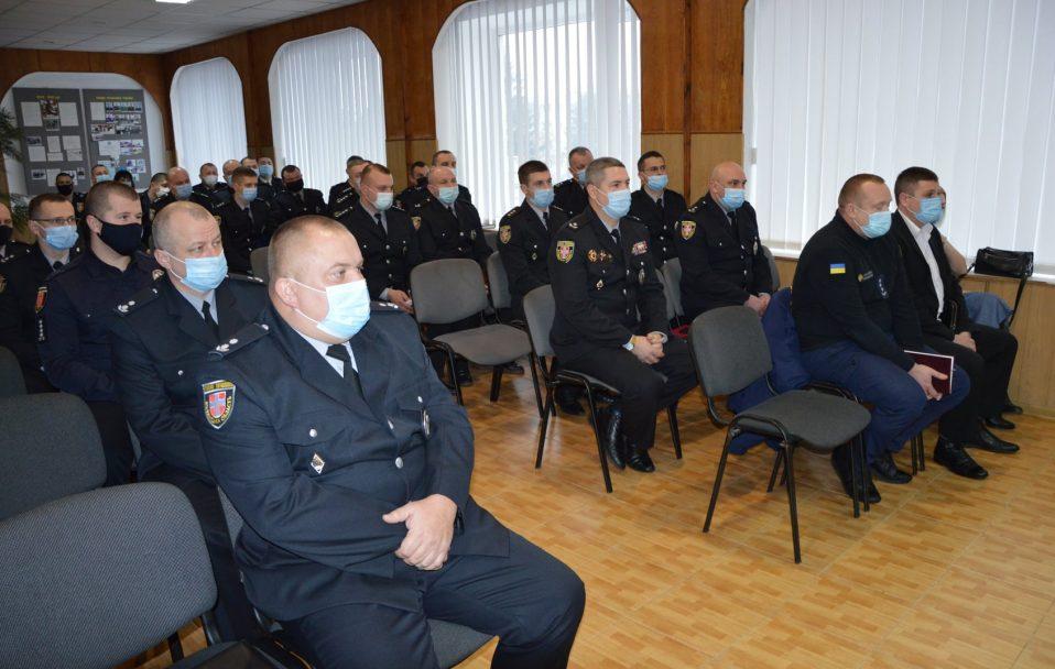 Два управління і два відділи: нова структура поліції Волині