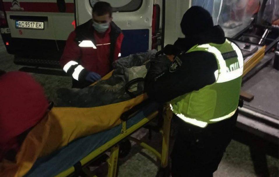У Луцьку люди отруїлися чадним газом. Їх забрали в лікарню