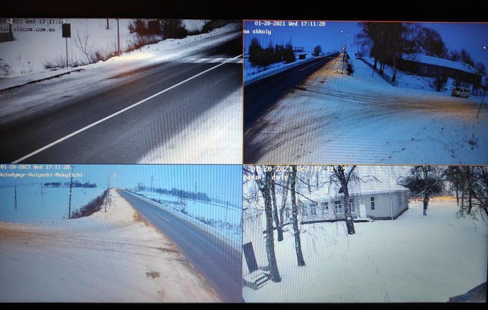 У селі на Волині поставили камери відеоспостереження. ФОТО