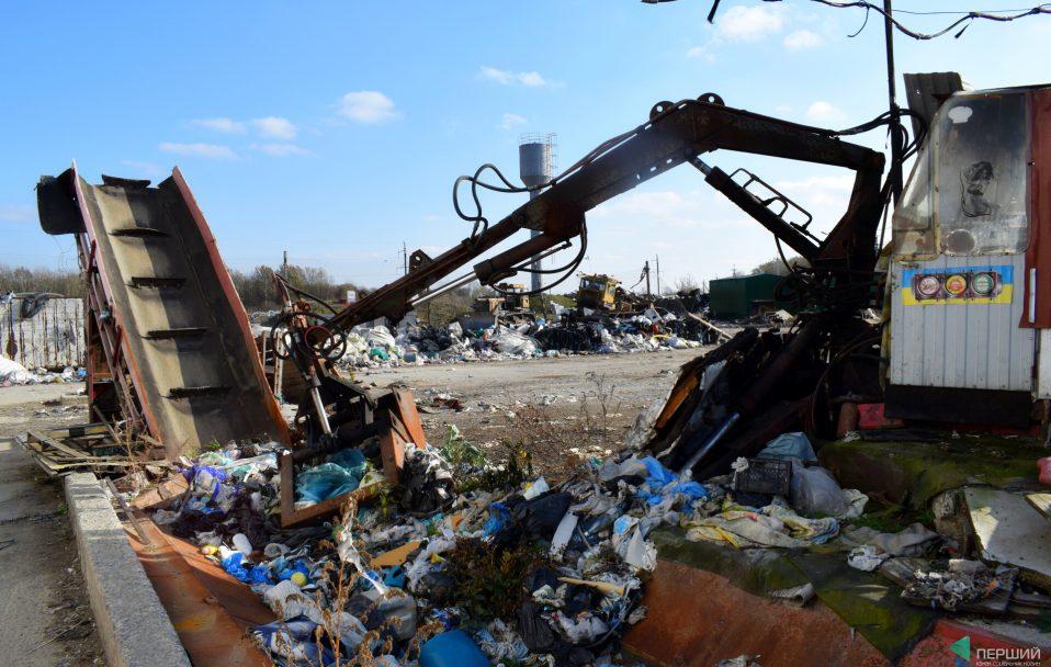 У Брищі планують реконструювати частину полігону. Готові витратити 165 000 000 гривень