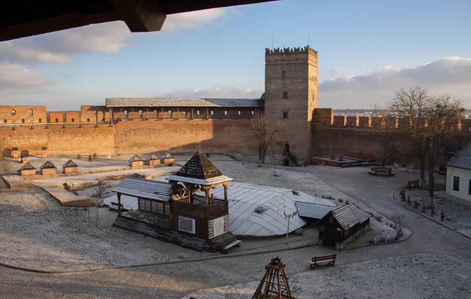Луцький замок під час карантину буде відкритим для відвідувачів. ВІДЕО