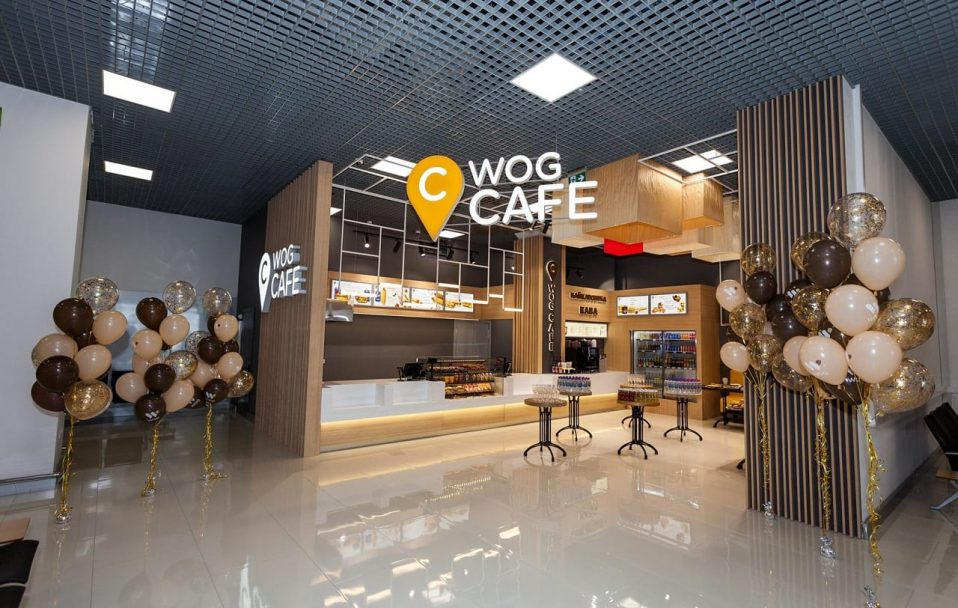 WOG CAFE годуватиме пасажирів авіарейсів, що затримуються
