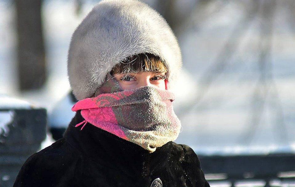 На Волині прогнозують до 22 градусів морозу найближчими днями