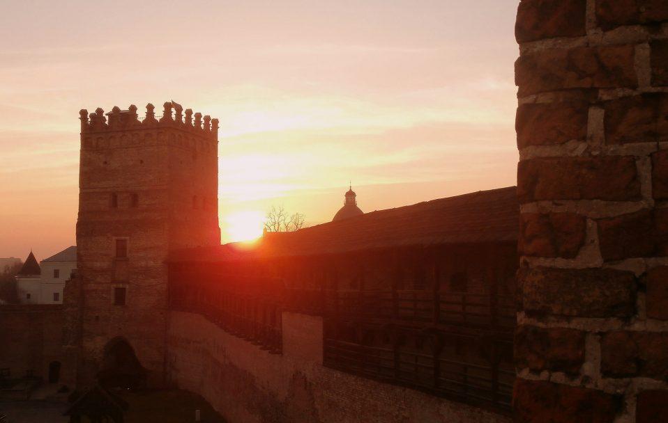 Через карантин у 2020 році Луцький замок втратив 500 000 гривень