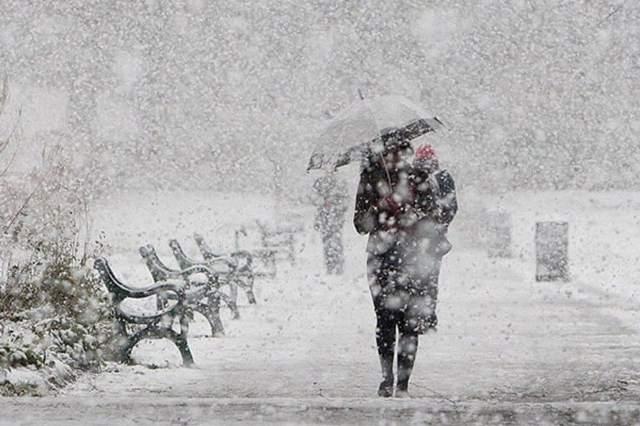 Волинь знову замете снігом