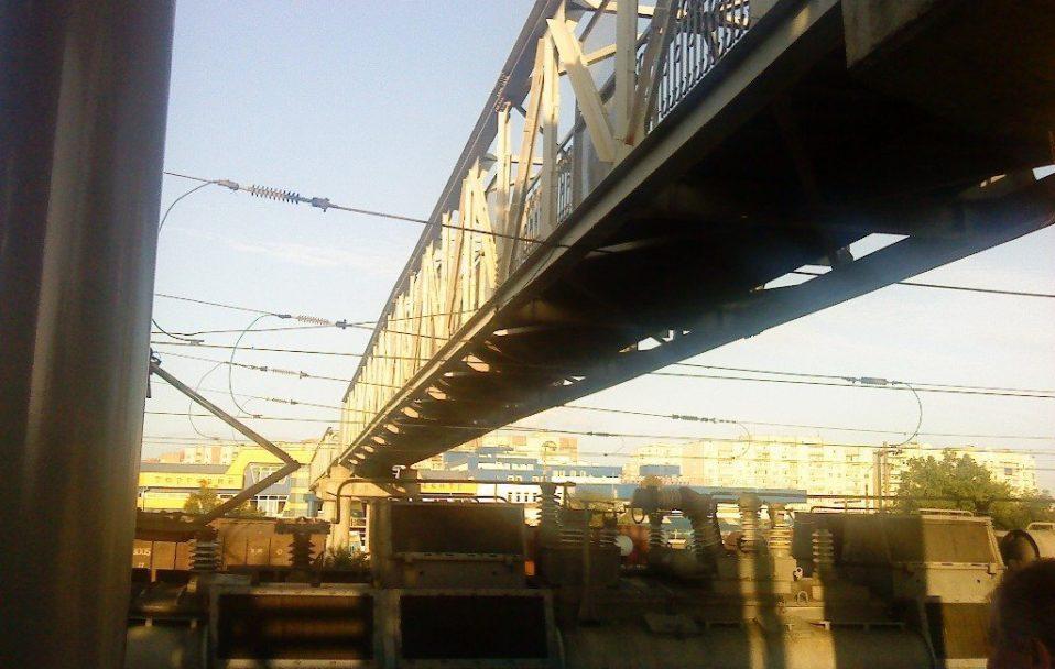 """У Луцьку дівчина хотіла зістрибнути з мосту біля """"Варшавки"""""""