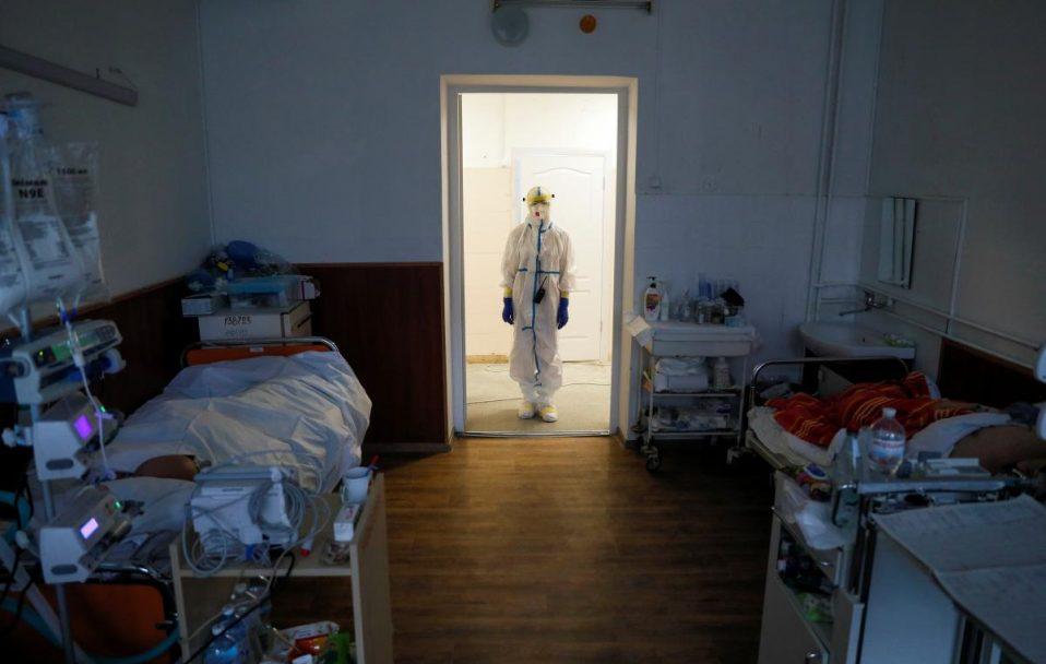 В Україні виявили ще понад 5 тисяч випадків COVID-19. На Волині – ще 140 хворих