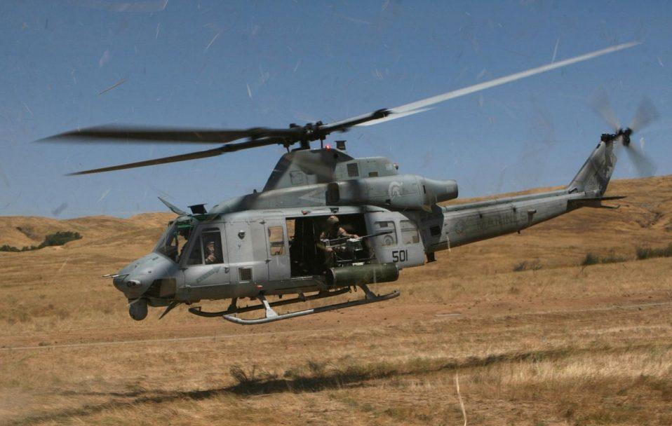 В Україні збиратимуть американські військові гелікоптери