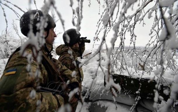 Загострення на Донбасі. За добу постраждали 11 українських бійців