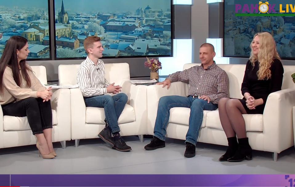 Ранок LIVE | Ольга Масимяк та Ігор Веремій розповіли про самооборону жінок
