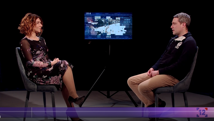 Retro-Волинь | Говоримо з Олександром Котисом