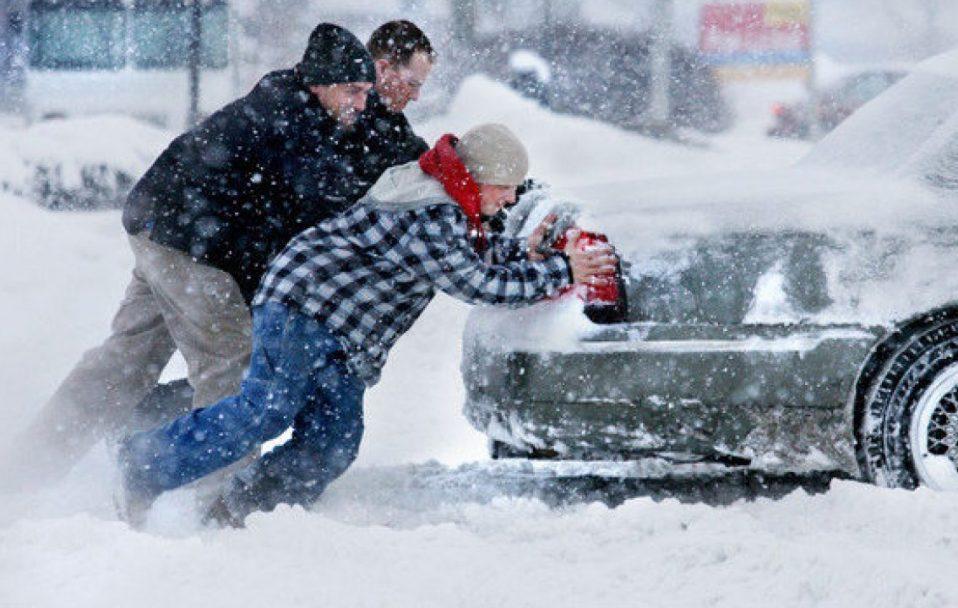 До -25º та багато снігу. Якою буде погода на Волині найближчими днями?