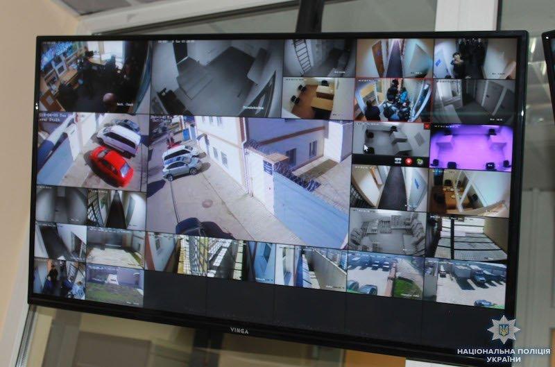 На Волині планують встановити рецепції та камери спостереження у відділках поліції