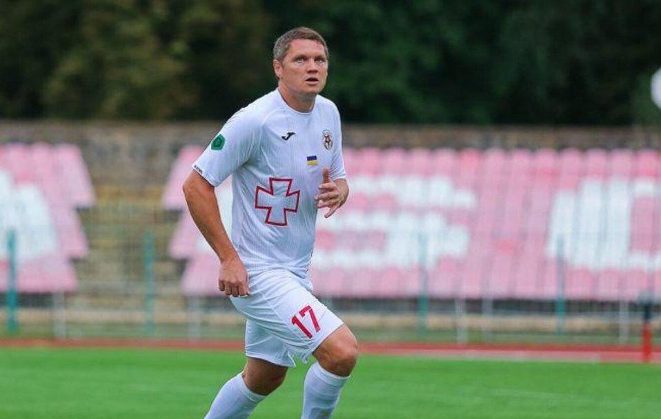 37-річний футболіст Тарас Михалик вирішив відновити кар'єру