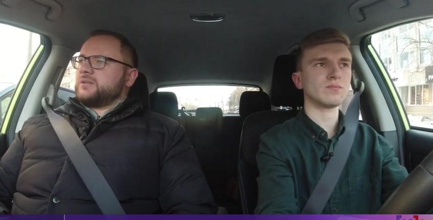 По дорозі з Богданом Ковалем | Гість – Ігор Поліщук