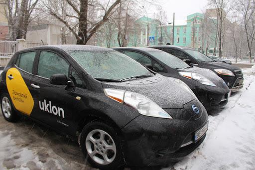 У Луцьку запускають Uklon: як викликати авто і скільки це коштує