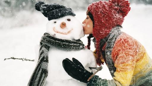 У Луцьку влаштовують фестиваль снігових скульптур
