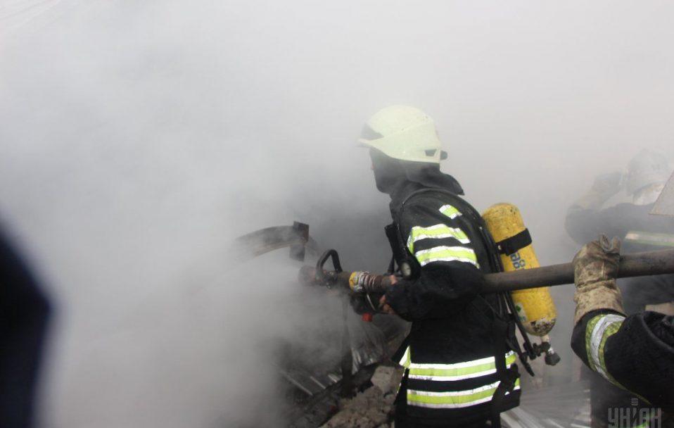 Пожежа у селі на Волині: чоловік загинув через недопалок
