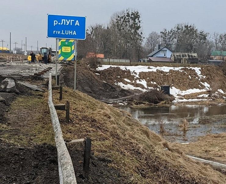 Обвал мосту на Волині: розповіли про стан постраждалих. ВІДЕО