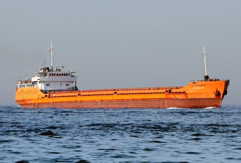 У Чорному морі затонуло судно з українськими моряками, є загиблі