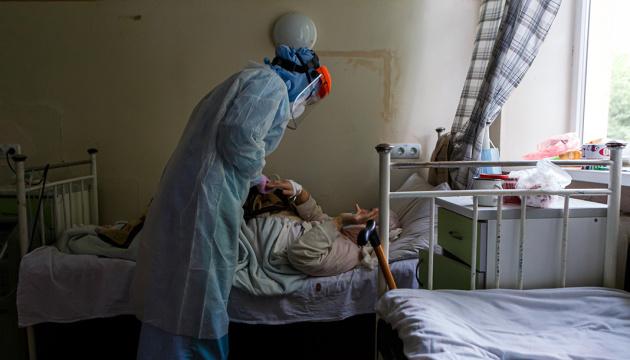 За добу на Волині від ускладнень коронавірусу померли ще 6 людей