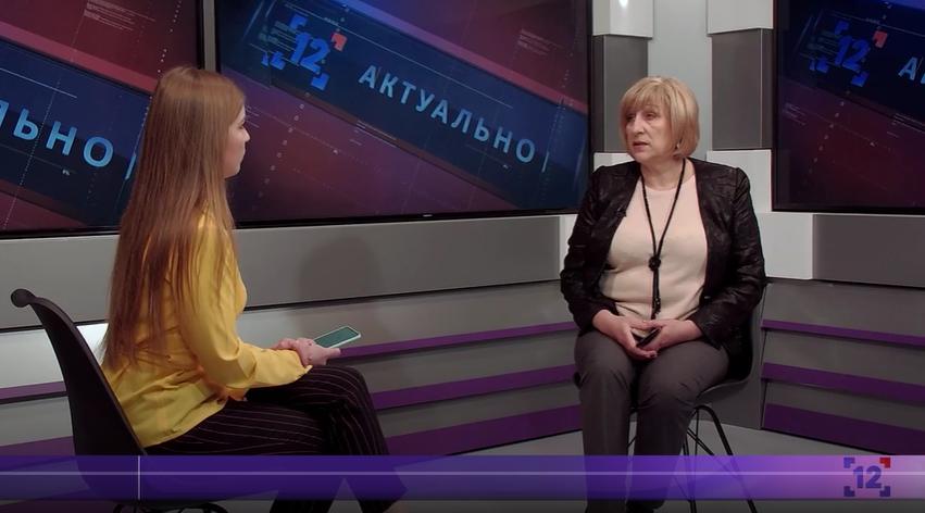 Актуально | Людмила Тимощук про вакцинацію від коронавірусу на Волині
