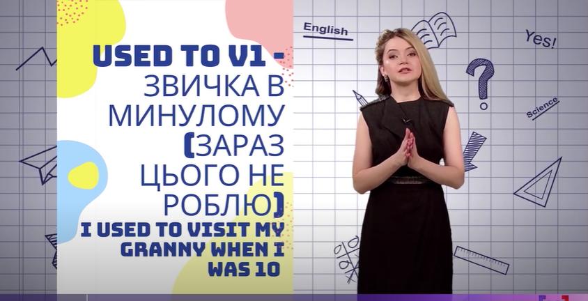 English ЛЕГКО | Урок 39. Як говорити про звички