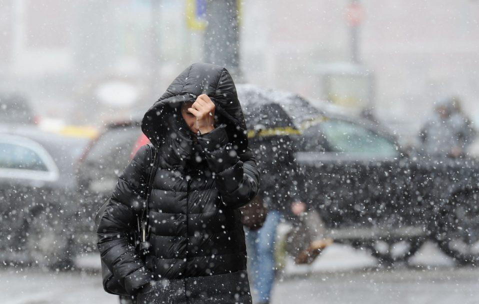 На Волині прогнозують мокрий сніг