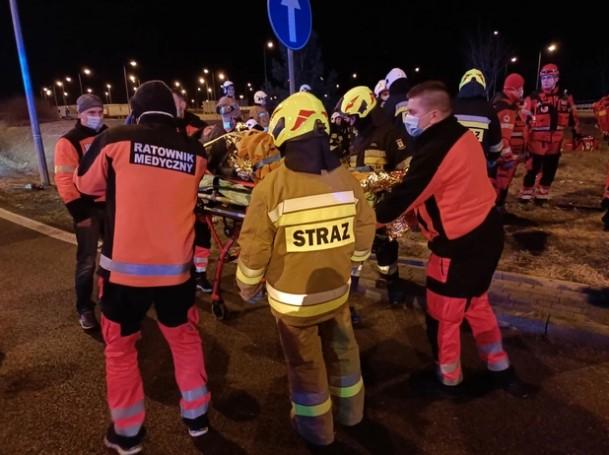 У Польщі перекинувся автобус з українцями: 6 людей загинули, 34 – травмовані. ФОТО
