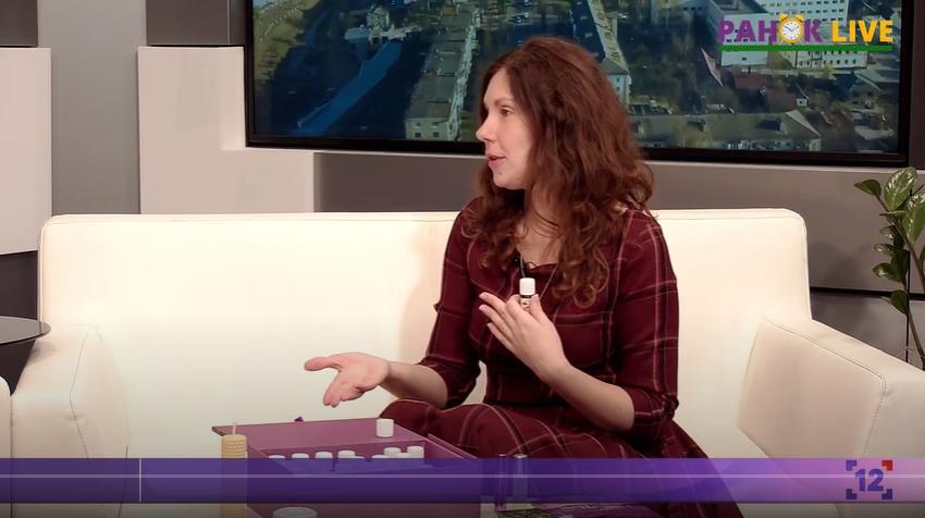 Ранок LIVE | Як запахи впливають на наше самопочуття?