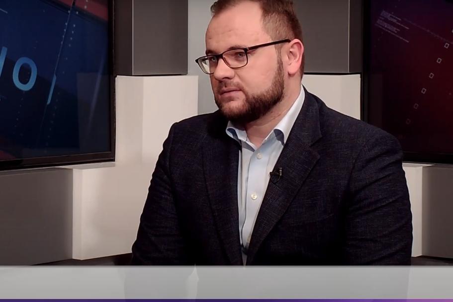 Актуально | Ігор Поліщук розповів про плани щодо будівництва аеропорту і звільнення у Луцькраді