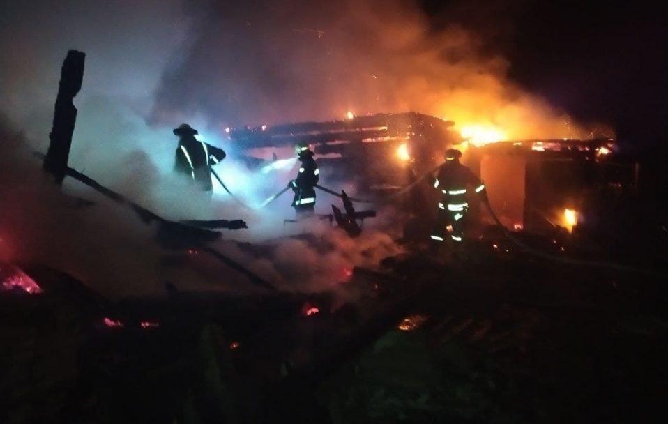 Трагедія у селі на Волині: у пожежі загинули двоє людей