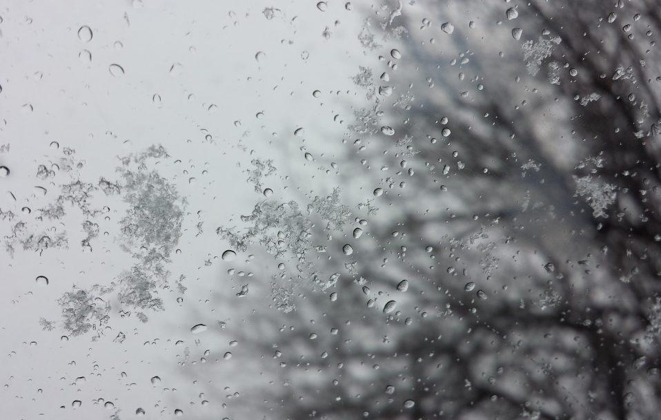 На Волині прогнозують дощ зі снігом