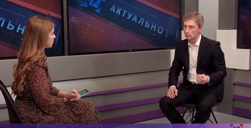 Ігор Чайка розповів про перші місяці своєї роботи | Актуально