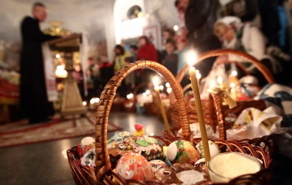 Де і коли в Луцьку святитимуть паски? Розклад богослужінь