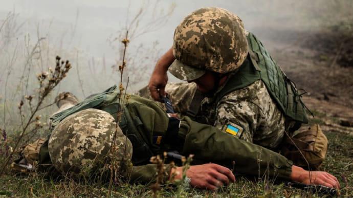На Донбасі 6 квітня загинули ще двоє українських воїнів