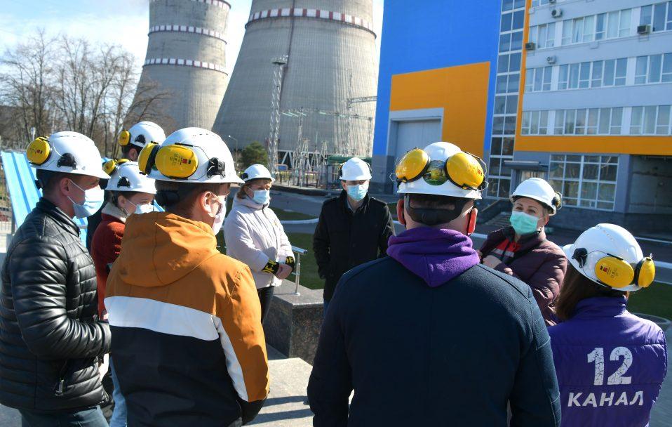 Тут народжується енергія. Ми відвідали Рівненську АЕС. ФОТОРЕПОРТАЖ