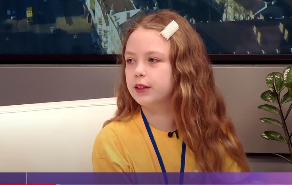 Юні лучани стали переможцями всеукраїнської олімпіади з креативності | Ранок LIVE
