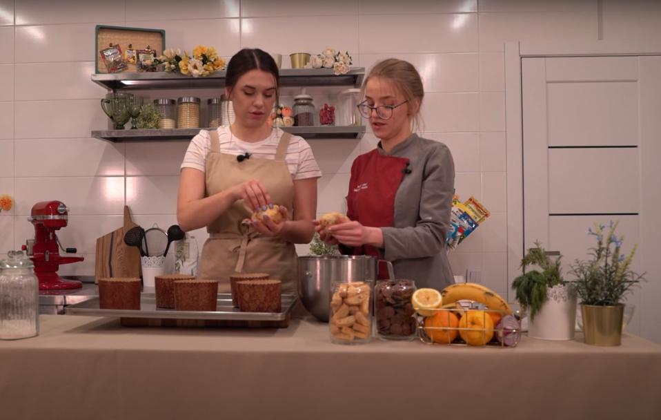 Як приготувати паску: покроковий відеоурок | MaShow