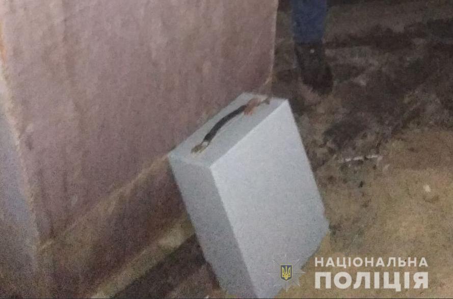 У волинянина вкрали сейф: сума збитків – понад 30 тисяч гривень
