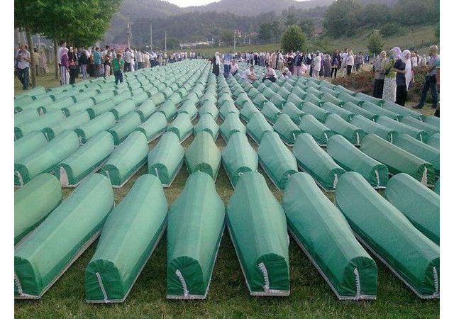 Різанина в Сребрениці: якою була роль Росії та України | БЛОГ