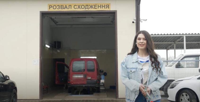Підвіска та розвал-сходження, керівниця автосервісу та анонс авто змагань   Маша & Машини