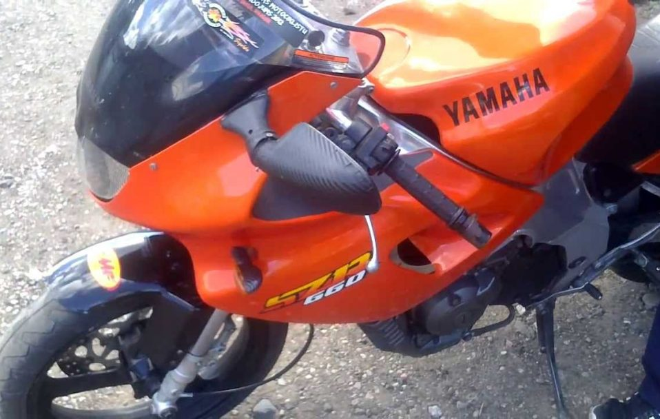 У Луцькому районі 18-річний хлопець взяв покататися мотоцикл і продав