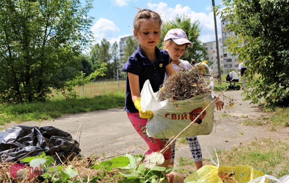23 квітня у Луцькій громаді – масштабна толока. Де будемо прибирати?