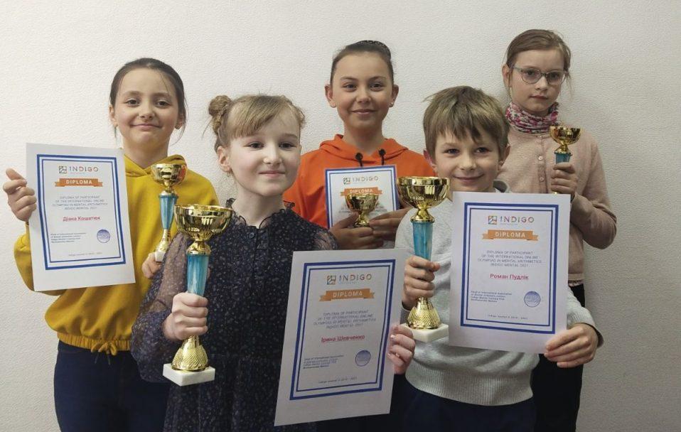 Рахують швидше за калькулятор: школярі з Луцька – серед найкращих на міжнародній олімпіаді