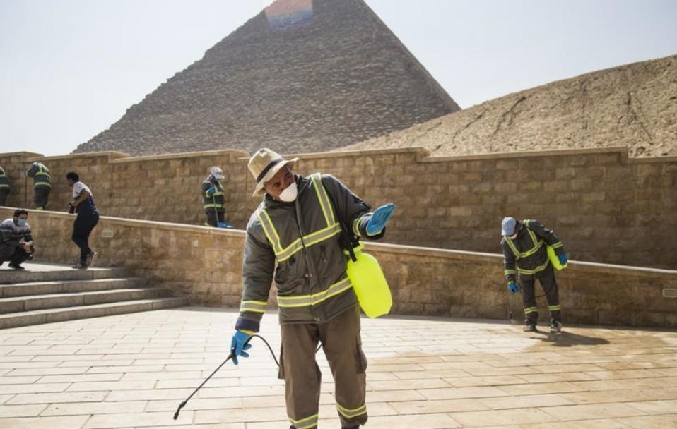Єгипет вводить двотижневий локдаун